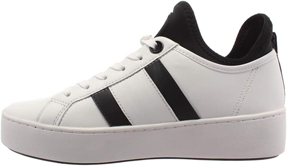 michael kors ace lace up sneakers