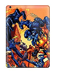 Case Cover Protector Specially Made For Ipad Air Xmen Vs Fantastic Four 7791822K72267595