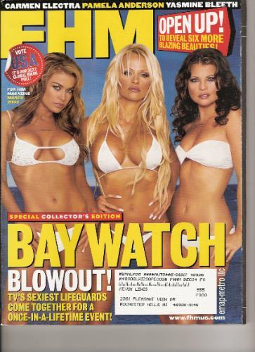 Fhm Magazine March 2003 (for him magazine, volume 4 no. 3) PDF