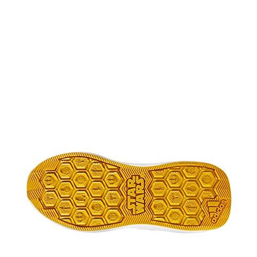 Wars Negro Unisex eqtama K Deporte Niños Zapatillas Adidas De Star negbas ftwbla wq6fZf