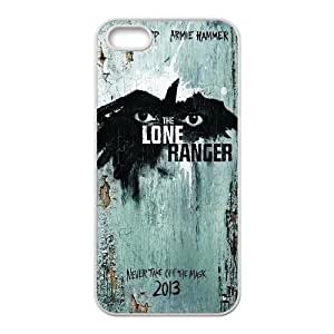 The Lone Ranger iPhone 4 4s Cell Phone Case White Protect your phone BVS_770150
