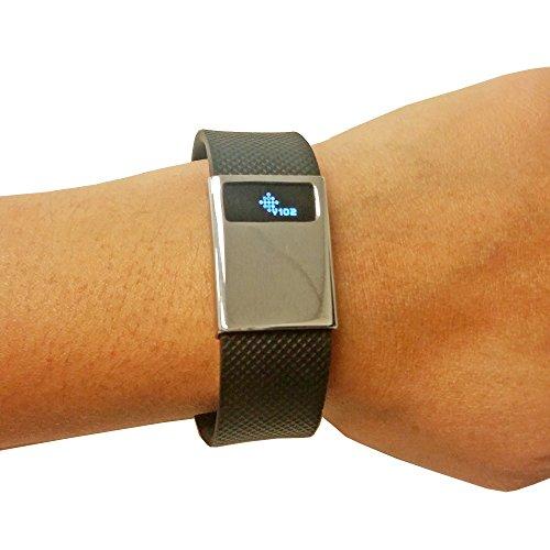 Premium Unisex Stainless Fitbit Accessory