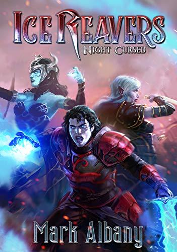 Night Cursed: A High Fantasy Harem (Ice Reavers Book 2)