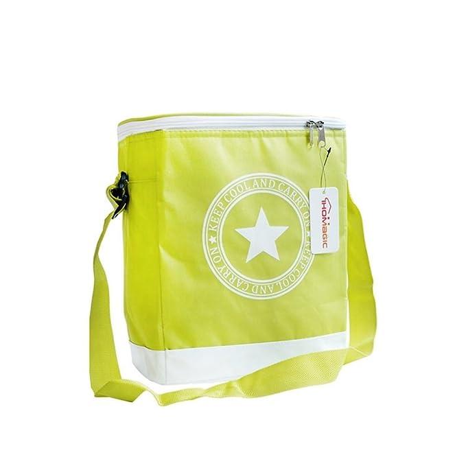 Paquete de hielo Paquete de hielo Protección del medio ambiente Correa Paño de Oxford Almuerzo de picnic rojo Almuerzo Caja de almuerzo con bolsa de ...