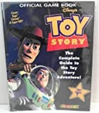 The Toy Story Official Game Book, Rhonda Von and BradyGames Staff, 156686447X