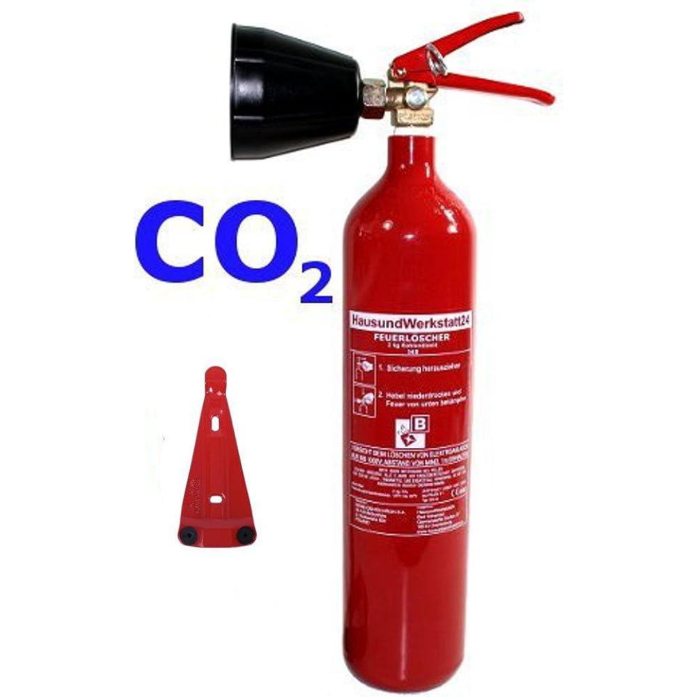 HausundWerkstatt24 CO² Löscher mit Schneerohr