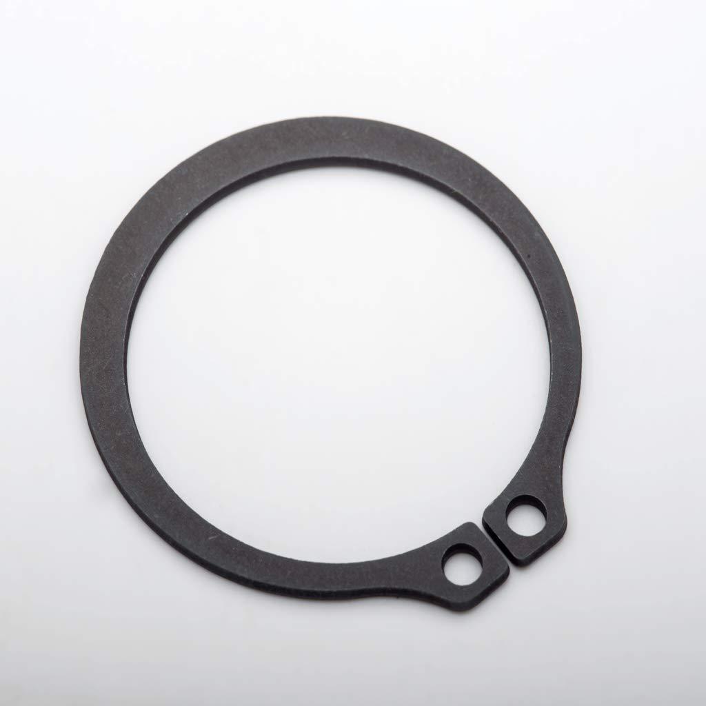 Black Phosphate Finish External Retaining Ring//Snap Ring 9//16 Pack of 1,000