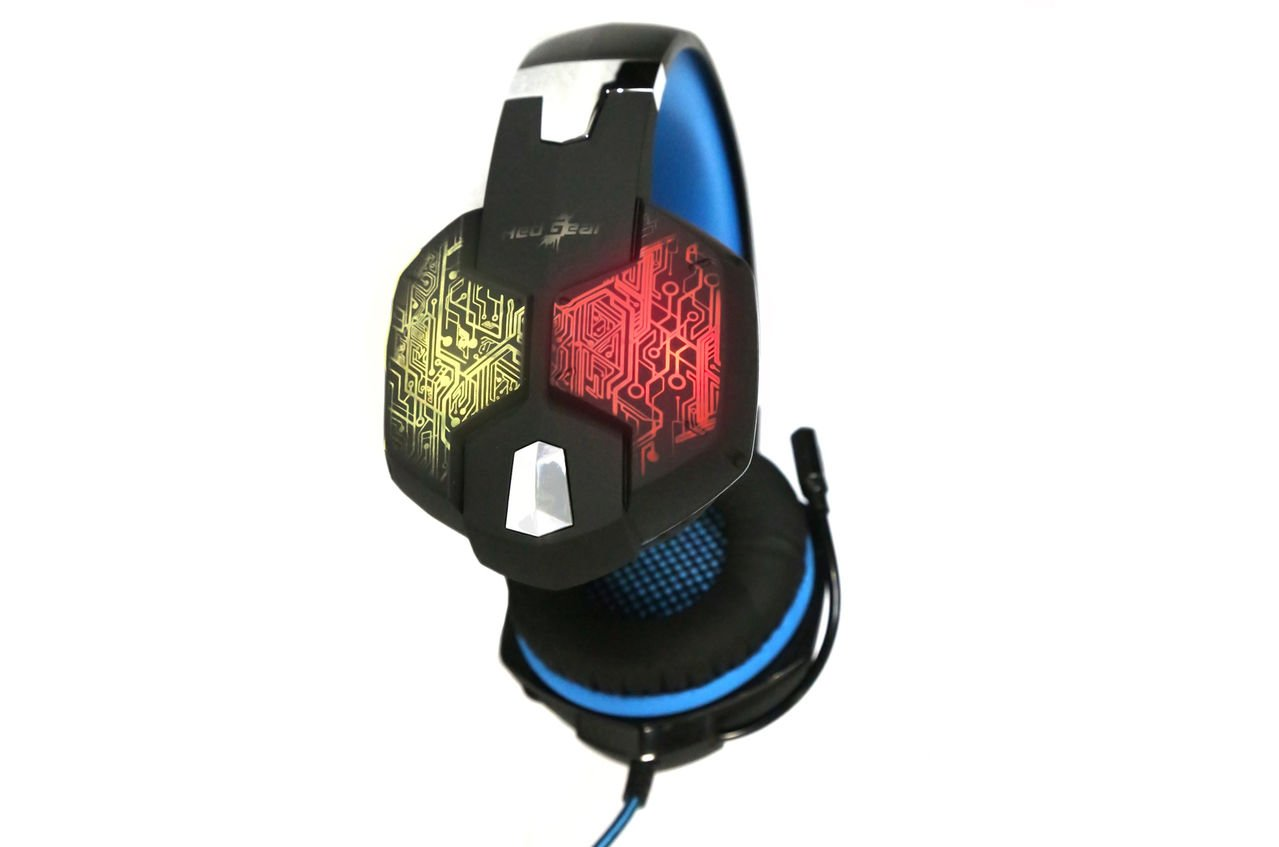 Redgear Hell Scream Headset with Mic