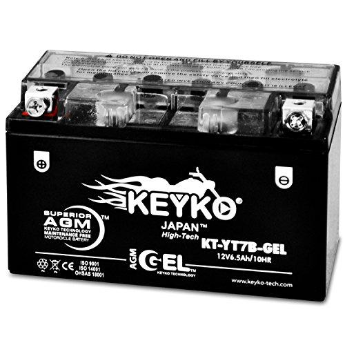 06 yfz 450 battery - 1