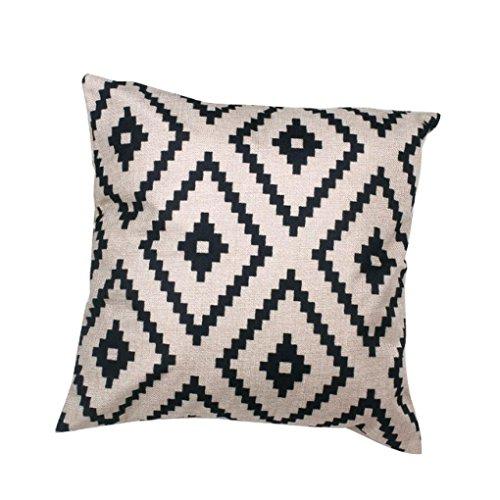 Iuhan-Fashion-Geometric-Argyle-Linen-Throw-Pillow-Case-Cushion-Cover-Home-Decor