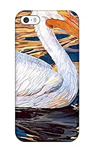 5/5s Scratch-proof Protection Case Cover For Iphone/ Hot Birds S Phone Case