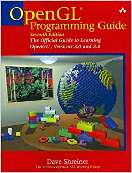 OpenGL Programming Guide: The Official (text only) 7th
