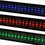 "VivaGrow DN RGB LED Aquarium Light Freshwater Plant 24/7 Remote Automation (80cm - 30"")"