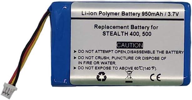 Bateria para Turtle Beach Ear Force Stealth 400, 500, 700