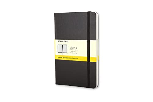 Moleskine Pocket Squared Notebook