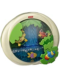 Fisher-Price Rainforest Peek-a-Boo Soother, Waterfall BOBEBE Online Baby Store From New York to Miami and Los Angeles
