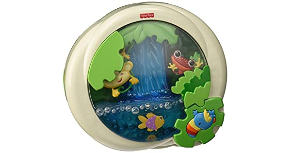 Amazon.com: Fisher-Price 90EHI29 Rainforest Peek-A-Boo ...