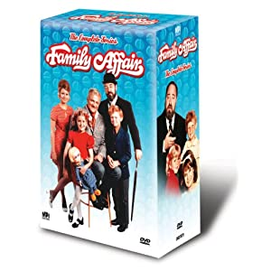 Family Affair: The Complete Series movie