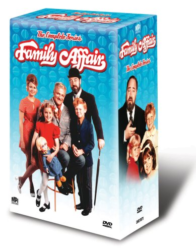 Family Affair: The Complete Series by MPI Home Video