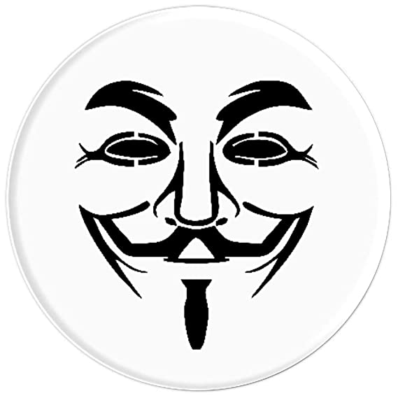 Amazon Com Anonymous Mask Pz1 The Game Master Project Zorgo