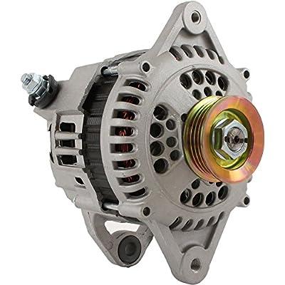 DB Electrical AHI0093 New Alternator For Mazda Miata MX-5 1.8L 1.8 80 Amp 01 02 03 04 05 2001 2002 2003 2004 2005 LR180-766 13895 BP6D-18-300 BP6D-18-300A 1-2766-01HI: Automotive