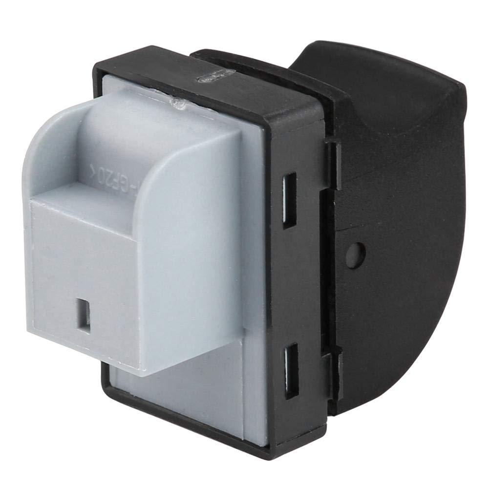 4F0959855A Gorgeri Interrupteur de vitre /électrique de voiture,commutateur de commande de vitre Bouton en ABS pour A6 S6 C6 Q7 A3 OE