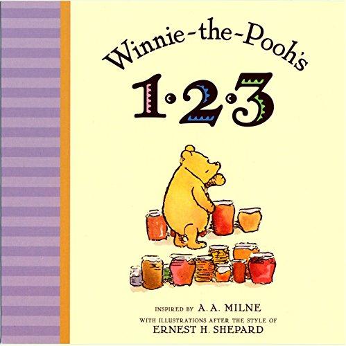 Winnie the Pooh's 1,2,3 ()