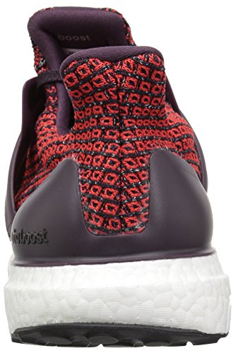 adidas Men's Ultraboost Road Running Shoe, Noble Red/Noble Red/Core Black, 7 M US by adidas (Image #2)