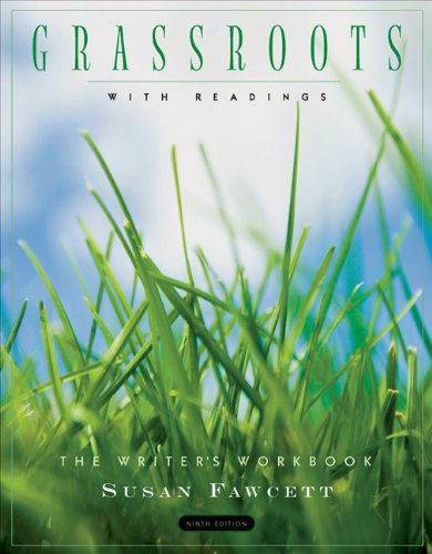 Grassroots with Readings: The Writer's Workbook (Titanium Range Sealed)