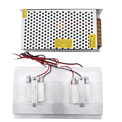120W Semiconductor Refrigeration Cooler Thermoelectric Peltier Water Cooling System DIY Device (Cooler with Power Supply) by Walfront (Image #1)