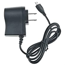 Powerk AC Wall Battery Power Charger Adapter For Fujifilm Finepix XP80 XP81 XP85 XP90; Nikon Coolpix P340 P600 P610 S6900 Camera