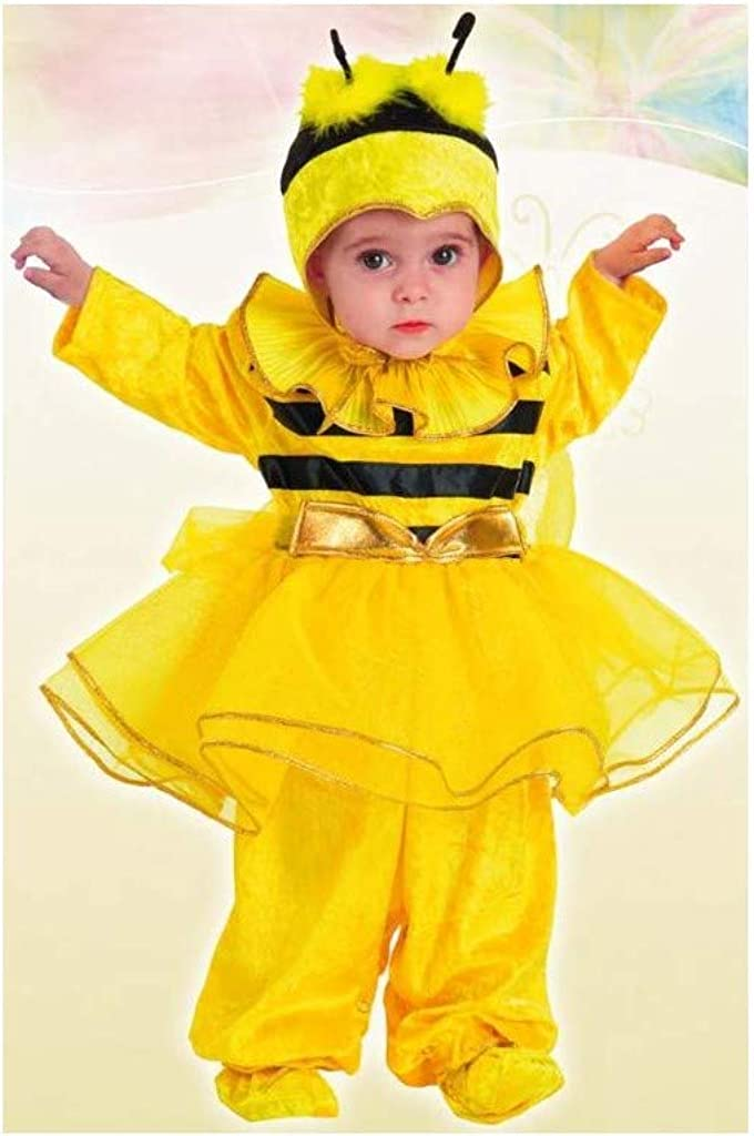 Disfraces Josman - Disfraz abeja bebé talla 00 (3-12 meses ...