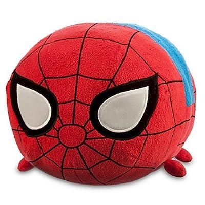 Disney Spider-Man ''Tsum Tsum'' Plush - Large - 18''