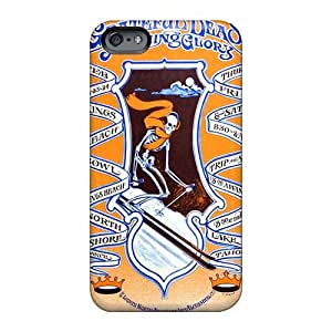 Perfect Hard Phone Cover For Iphone 6 (GaI12700KOtb) Custom Lifelike Grateful Dead Skin