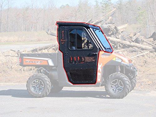 All Steel Complete Cab Enclosure System Doors Polaris 13-19 Ranger 900XP 900 XP