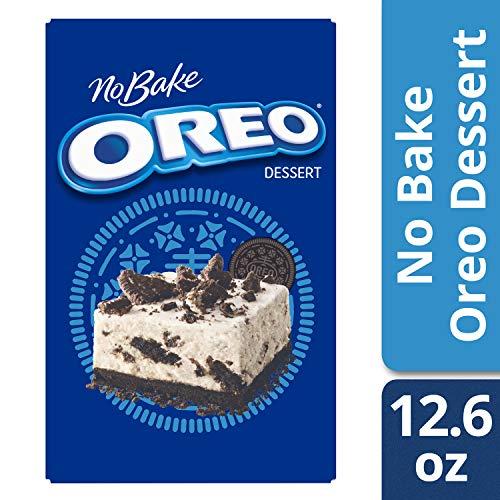 Jell-O No-Bake Oreo Dessert Mix, 12.6 oz Box