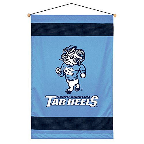 NCAA North Carolina Tar Heels Sideline Wall Hanging