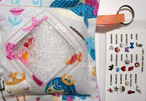 I Spy Bag Toy Game, Mermaids, Girls ()