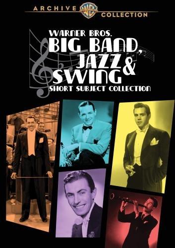 Warner Bros. Big Band Jazz & Swing-Short Subject Collection (63 Shorts 1932-1946) (6 Discs) ()