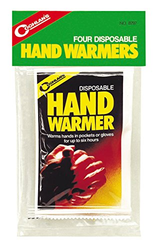 - Coghlan's Disposable Hand Warmers