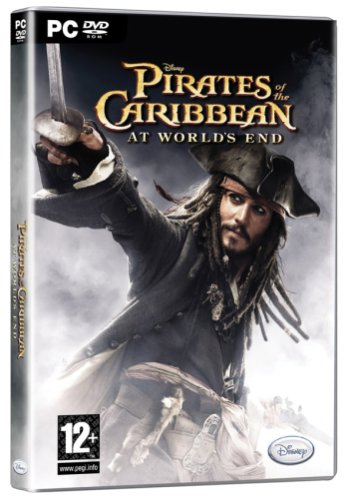 Pirates of the Caribbean: At World's End (PC DVD) [Windows Vista | Windows 2000]