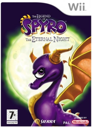 The Legend of Spyro: The Eternal Night (Wii)