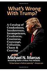 What's Wrong With Trump? Paperback