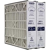 Trion Air Bear Filter 259112-103 MERV 11 (20x20x5) 2-pack