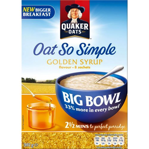 The 8 best quaker oats with golden syrup