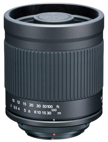 Kenko 400mm f/8 Mirror Lens (T-Mount) for Nikon DSLR