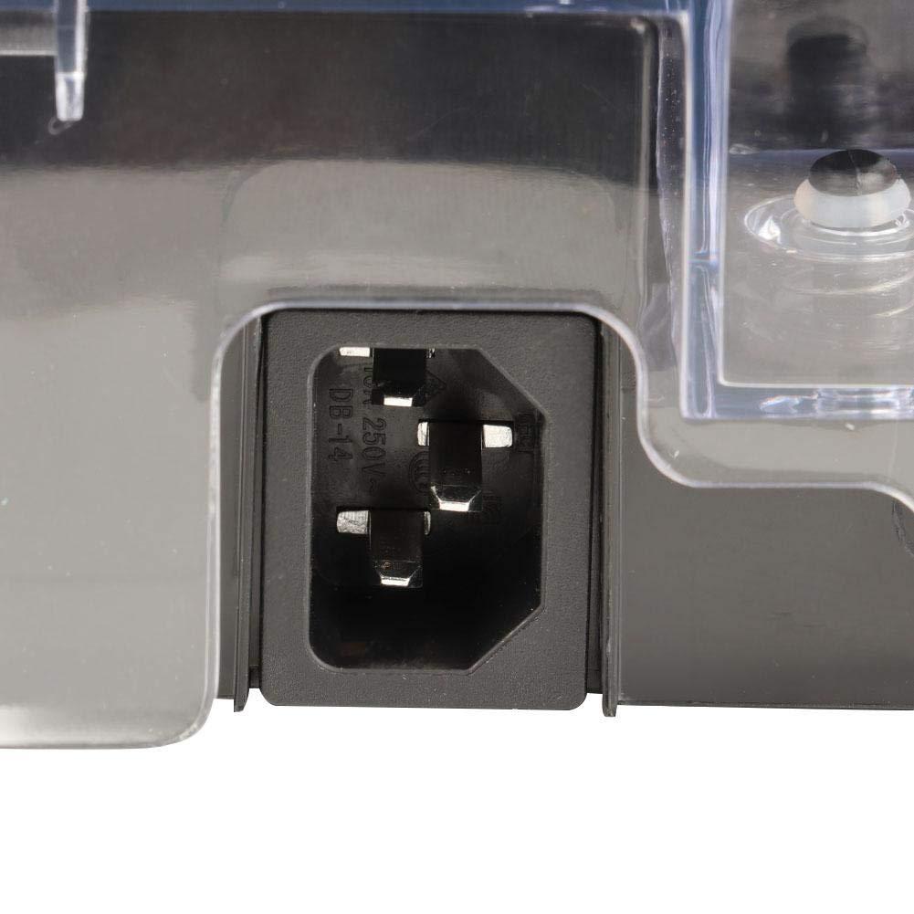 US Plug 110V M/áquina de caf/é espresso port/átil de c/ápsula roja Cafetera
