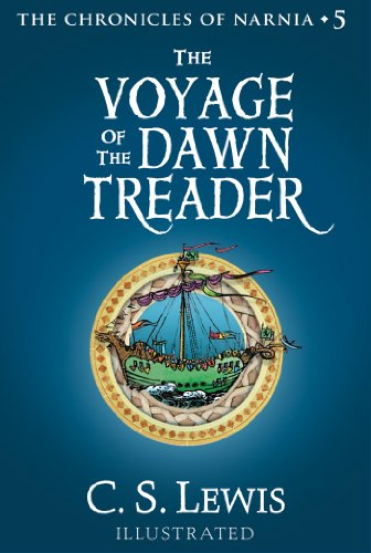 The Voyage of the Dawn Treader (Chronicles of Narnia Book 5) cover