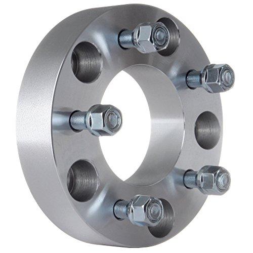 Best ECCPP 5 Lug Wheel Spacer 5x5.5 To 5x5 4X 1.5 (38mm