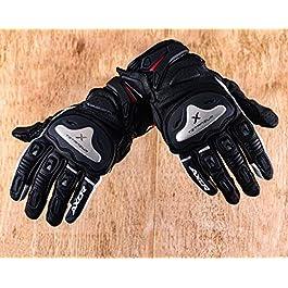 Axor Ventura Black Red Gloves-XL